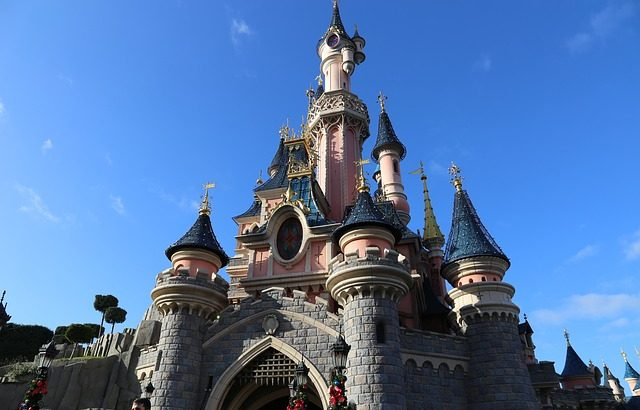 Beauvais to Disneyland