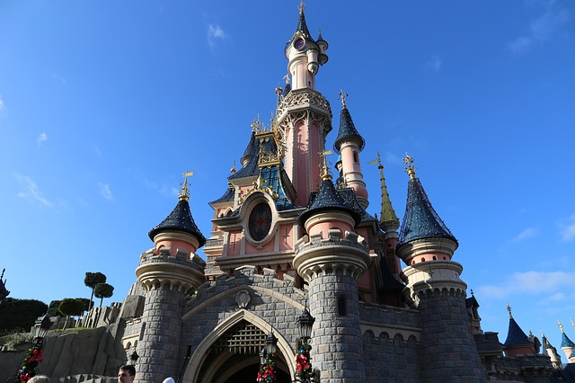 How To Get From Beauvais to Disneyland Paris