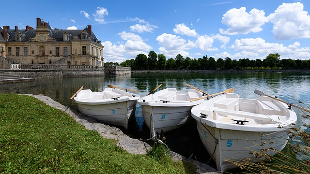 How To Get From Charles De Gaulle To Fontainebleau