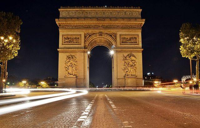 Charles de Gaulle To Arc de Triomphe