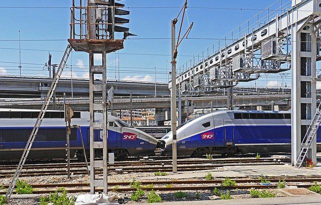 Charles de Gaulle to Gare Montparnasse