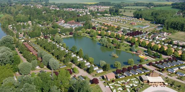 Beauvais Airport to Camping La Croix du Vieux Pont