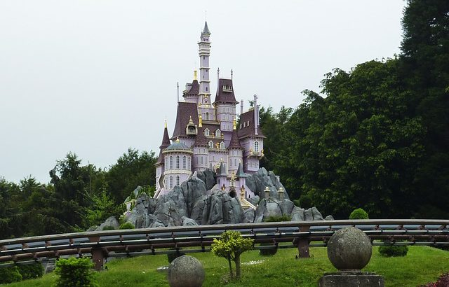 Disneyland Paris to Beauvais