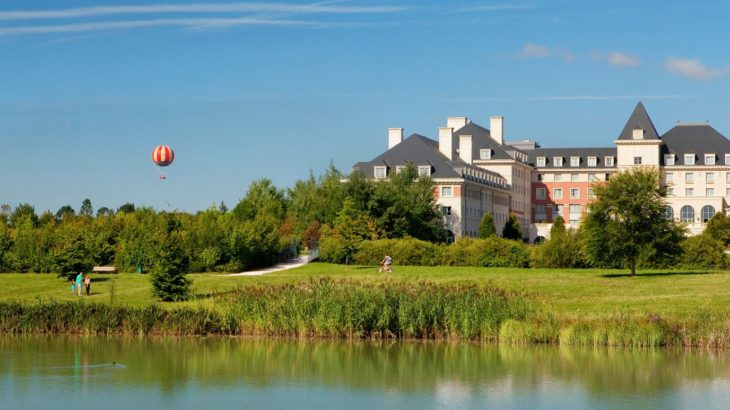 Orly to Dream Castle Hotel