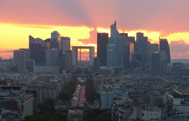 Charles de Gaulle to La Defense