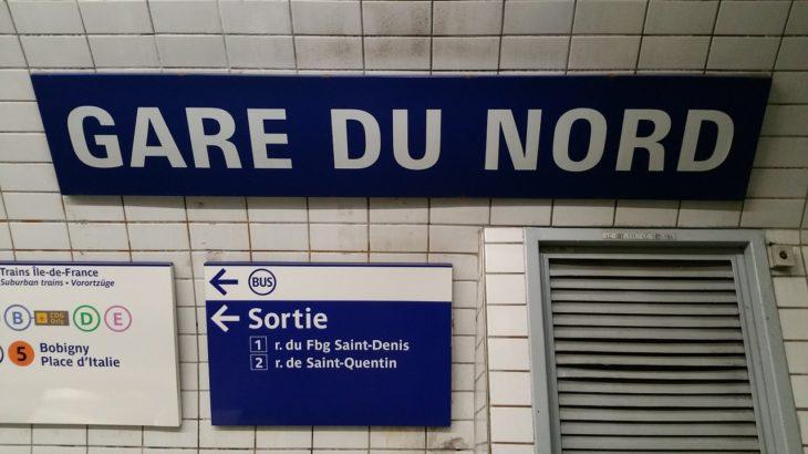 Disneyland Paris to Gare du Nord