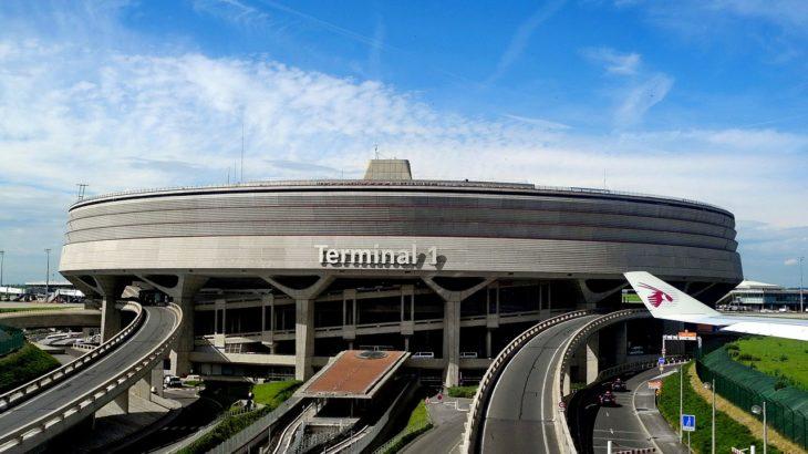 Gare de L'est to Charles de Gaulle