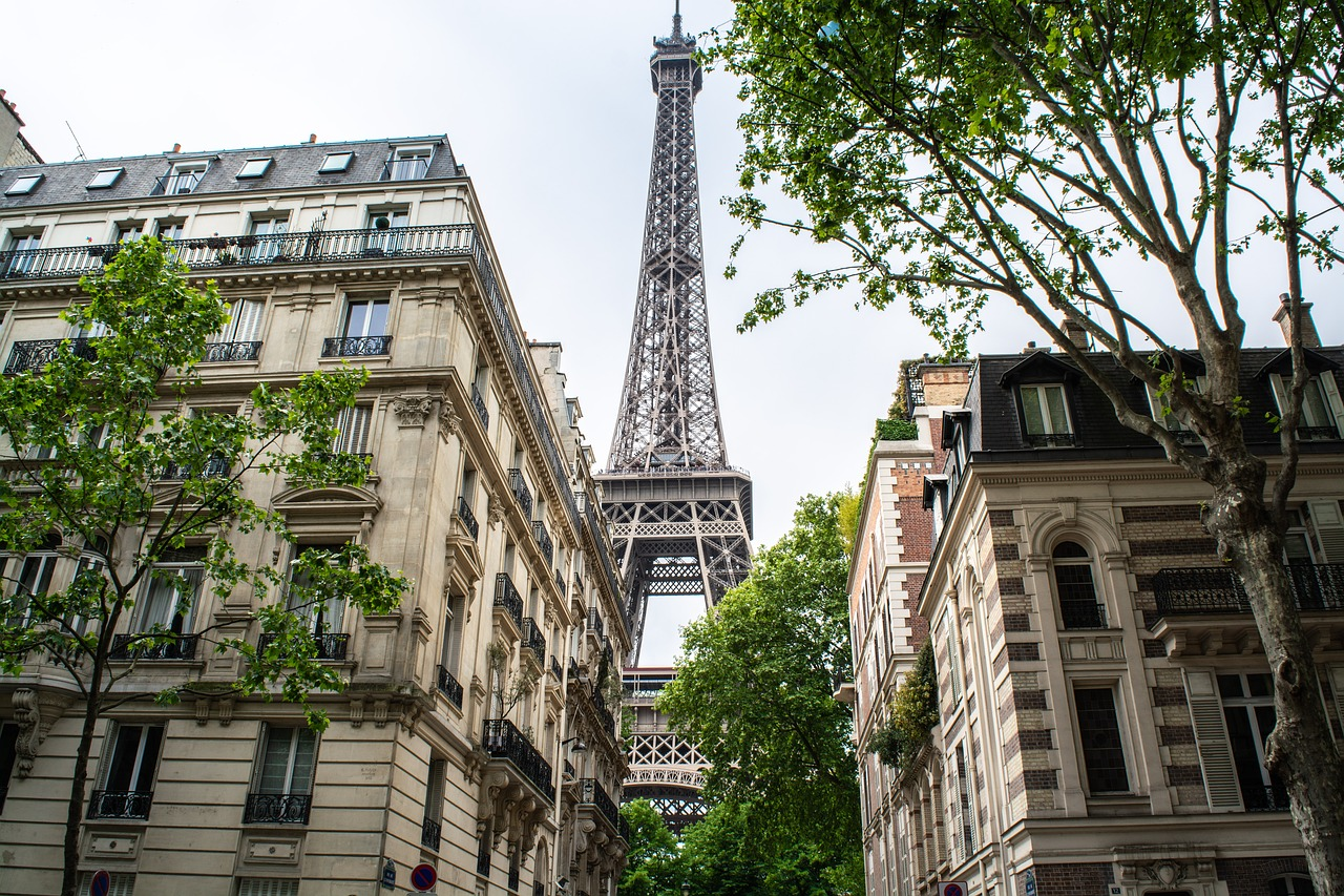 How To Get from Gare du Nord to Eiffel Tower