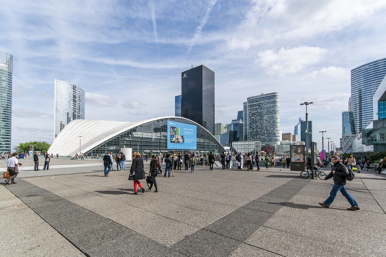 How To Get from Orly Airport to La Defense
