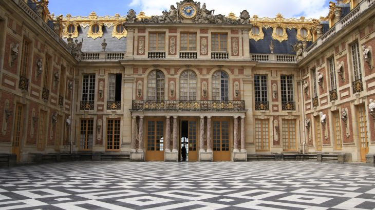 Disneyland Paris to Versailles