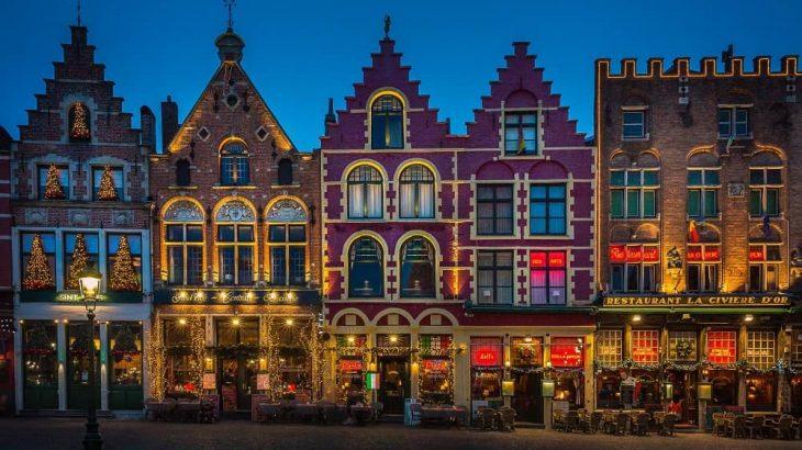Paris To Bruges