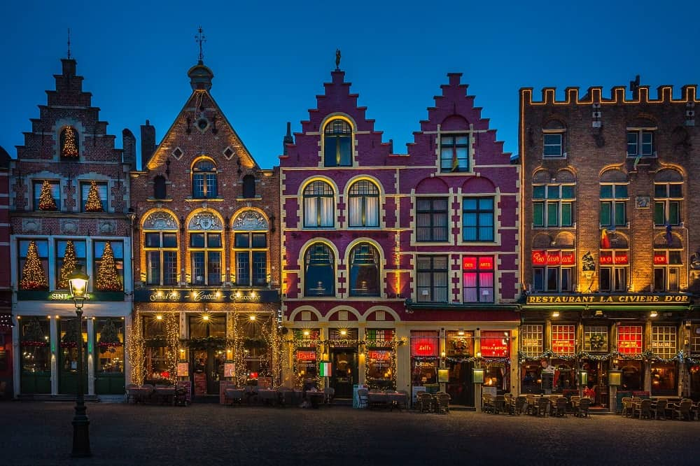 How To Get From Paris To Bruges