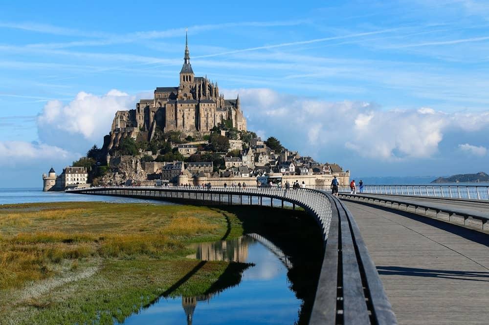 Paris To Mont Saint Michel