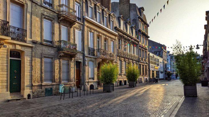 Paris to Reims